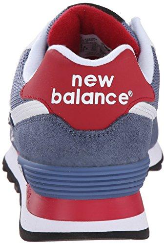 atletica Bleu 7 NBML574CPJ 40 US EU 5 Blue Balance Scarpe Uomo da 440 5 Red New Blu I0qwW