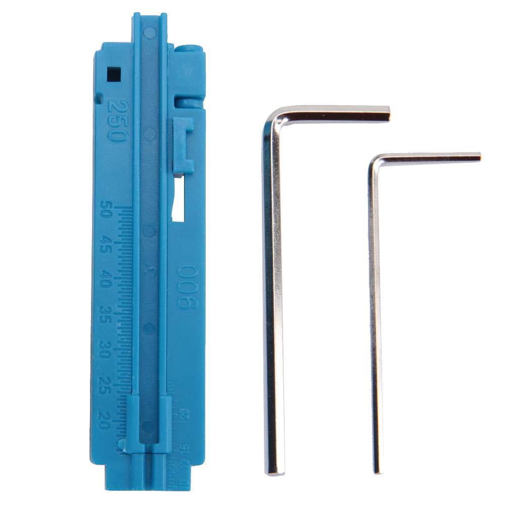 11Pcs Conjunto de herramientas de fibra /óptica FTTH Medidor de potencia de fibra /óptica Cleaver SKL-60S para mediciones profesionales