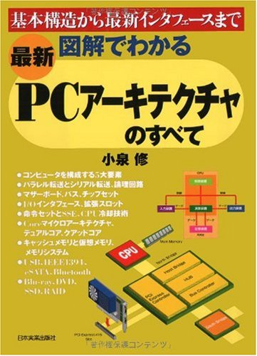 Download Saishin zukai de wakaru PC ākitekucha no subete : Kihon kōzō kara saishin intafēsu made pdf epub