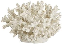 Deep Blue Professional ADB80062 Cauliflower Coral for Aquarium, 10 by 10 by 7-Inch