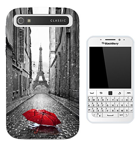 blackberry classic case red - 4