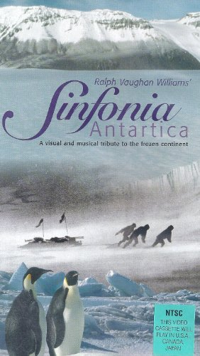 Ralph Vaughan Williams' Sinfonia Antartica: A Visual and Musical Tribute to the Frozen - Dunedin Stores