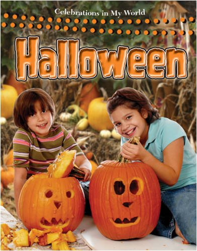 Halloween (Celebrations in My World (Paperback)) -