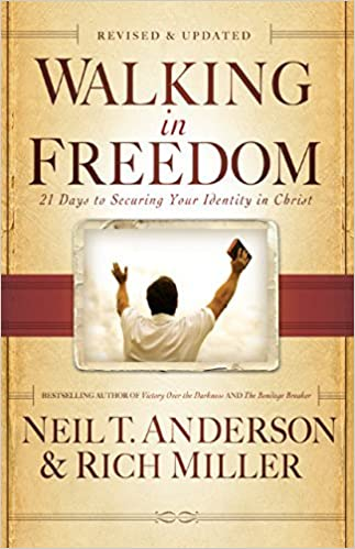Book Walking in Freedom: 21 Days to Securing Your Identity in Christ by Neil T. Anderson (2009-01-02)
