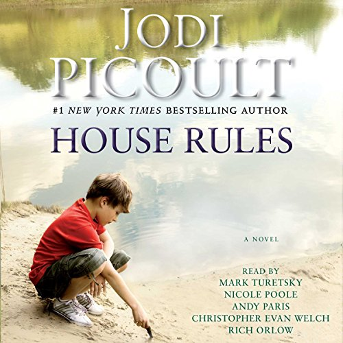 House Rules: A Novel Audiobook [Free Download by Trial] thumbnail