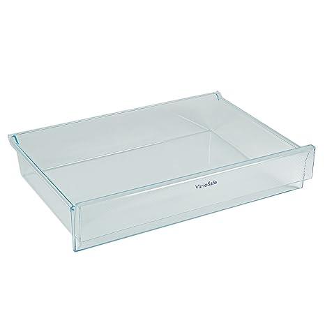 ORIGINAL Liebherr 9791652 cajón vegetal cuenco vegetal compartimento frigorífico cajón para verduras cajonera bandeja compartimento caja