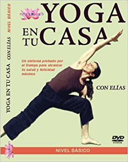 Spanish Yoga DVD