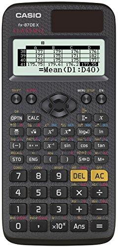 Casio FX-87DE X technische wissenschaftlicher Rechner mit innovativen Funktionen