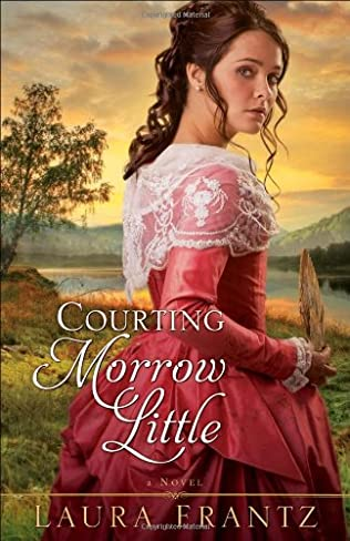 book cover of Courting Morrow Little