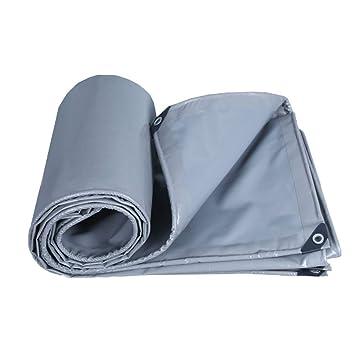 Toldo PVC Impermeable Tienda de campaña furgón de Carga Patio de Carga Cobertizo de Tela Sombra