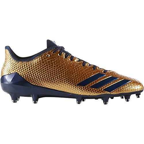 (アディダス) adidas メンズ サッカー シューズ?靴 adidas adizero 5-Star 6.0 Gold Football Cleats [並行輸入品]