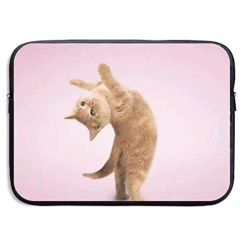 Teyyn-son-Notebook bag bolsa para portátil Cat Doing Yoga ...