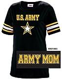 "Adult ""ARMY PROUD ARMY MOM"" Gameday Fanshirt"
