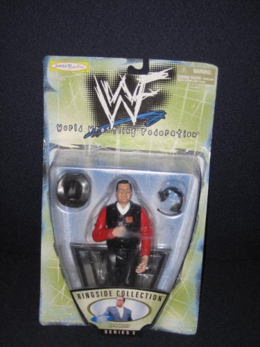 WWF World Wrestling Federation - Ringside Collection - Series 2 - Jim Ross