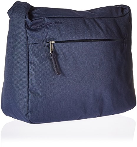 Valparaiso Midnight Bag Wolfskin Messenger Jack Donna Blue Donna Da P1tn0qO