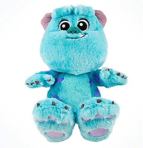 (Disney Parks Sulley Monsters Inc Big Feet Eyes Plush Doll)