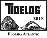 Florida Atlantic Tidelog 2015 Edition, Pacific Publishers, 1938422287