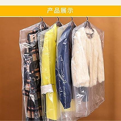 Bolsa de polvo coat ropa cubierta guardapolvo de plástico ...
