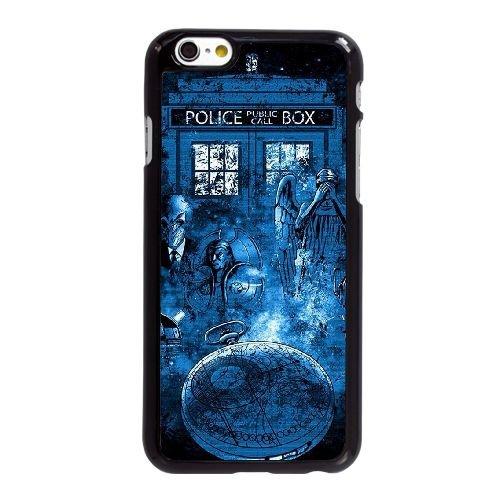 Doctor Who e anniversaire XX25SQ8 coque iPhone 6 6S plus 5.5 Inch cas de téléphone portable coque O2EY4G3NW