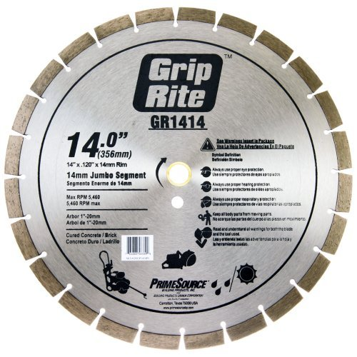 Prime Source Grip-Rite GR1414 General Purpose 14mm Jumbo ...