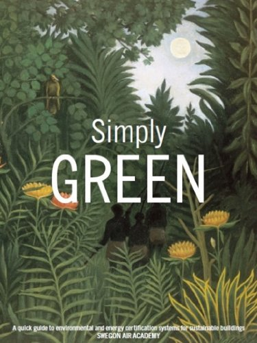 Amazon.com: Simply GREEN - A quick guide to energy and environmental ...