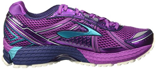 Flower Da 12 blue Brooks Multicolore Bird Asr Adrenaline Corsa Scarpe Cactus Donna Print blue purple EIvxZwqvP