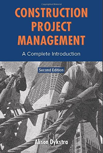 Pdf Home Construction Project Management: A Complete Introduction, 2nd Edition