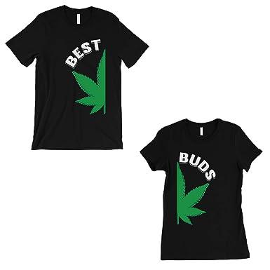 365 Printing Best Buds - Camisetas de Marihuana a Juego para ...
