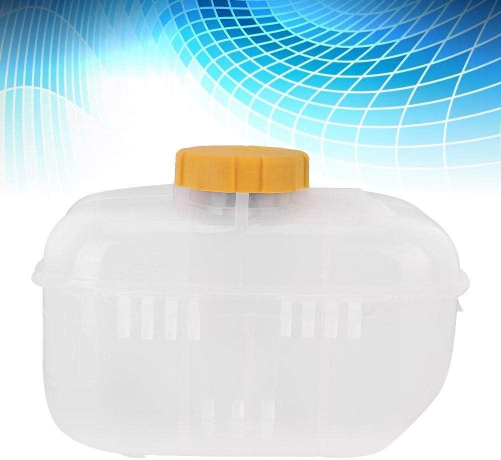 Compatible con OE# 1304241 Botella de Expansi/ón de Refrigerante con Tapa Tanque de Expansi/ón del Motor del Coche Dep/ósito de Expansi/ón para Refrigerante 93179469