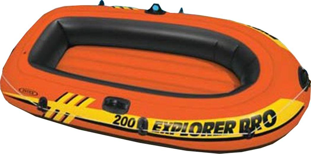 Intex Explorer Pro 200 Swimming Pool Beach Canoeing Kayaking Inflated Boat