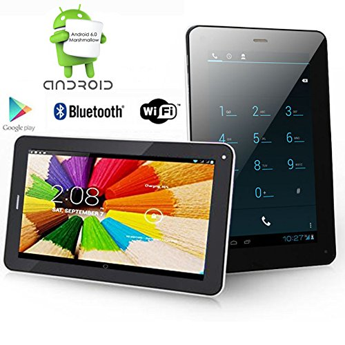 Unlocked! 7-inch Smart Phone Tablet PC Android 4.0 Bluetooth WiFi Capacitive Touch Screen by inDigi