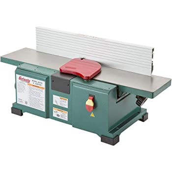 Grizzly G0725 6 by 28-Inch Benchtop Jointer - benchtop jointer reviews