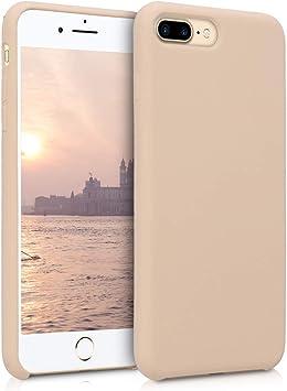 kwmobile Funda Compatible con Apple iPhone 7 Plus / 8 Plus: Amazon ...
