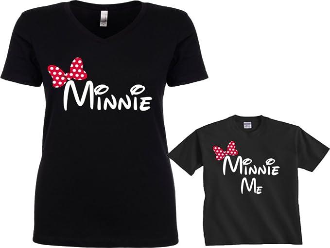 Go Custom Mom Daughter Matching Shirt Mini Mini Me