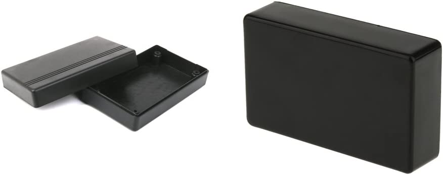 2 Piezas Caja de Fuente de Alimentación Productos Electrónicos Recinto Equipo Duradero: Amazon.es: Electrónica
