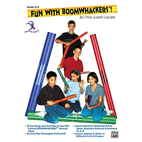 Fun with Boomwhackers by Alfred Music