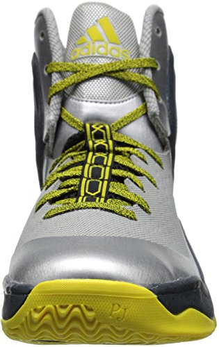 Alternative Black 7 Silver Grey White Boost Metallic M light Adidas Yellow D Rose 5 5 Us Black far wCZIv