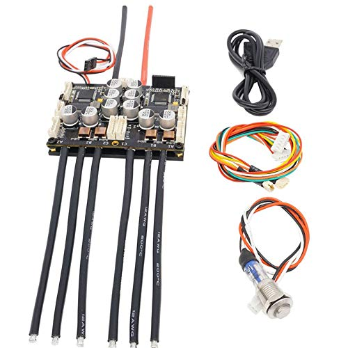 Wikiwand HGLRC Flipsky ESC VESC Hardware V4.20 100A Dual FSESC Open Source Project by Wikiwand