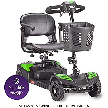 Amazon.com: Drive Medical Scout Compact Travel Power Scooter ...