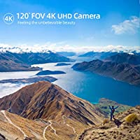 Ruko F11 Pro Drone 4K Quadcopter UHD Live Video GPS Drones, FPV Drone with Camera for Adults Beginner 60 Mins Flight Time Long 2500mAh Battery Brushless Motor?2 Batteries + Carrying Case?