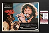Kris Kristofferson Autographed Signed Original Movie Lobby Poster A Star Is Born - JSA Authentic