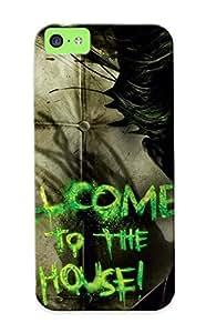 KfuTlOg2434jRIkS Joker - Batman - Arkham Asylum Fashion Tpu Case Cover For Iphone 5c, Series
