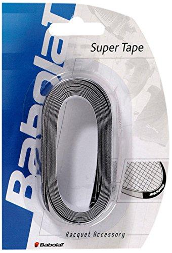 Babolat - SUPER TAPE X5-710020 - Schutzband - Unisex - Größe: Einheitsgröße - Schwarz