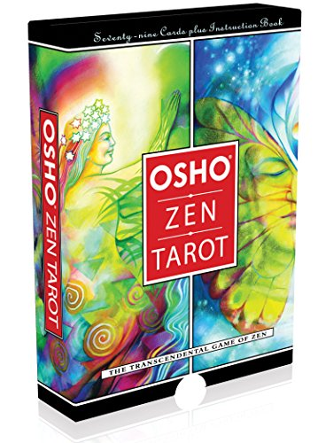 Osho Zen Tarot: The Transcendental Game Of Zen (79-Card Deck and 192-Page Book) -