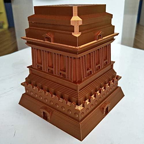 FAN-MING-N-3D, Impresora 3D de Cobre Sedoso con filamento PLA de ...
