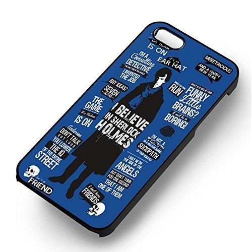 I Believe pour Coque Iphone 6 et Coque Iphone 6s Case (Noir Boîtier en plastique dur) F1M3DM