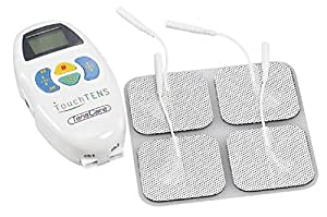 TensCare Touch TENS - Estimulador eléctrico neuromuscular para dolores