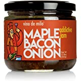 Maple Bacon Onion Jam by Vino de Milo (12.8 ounce)