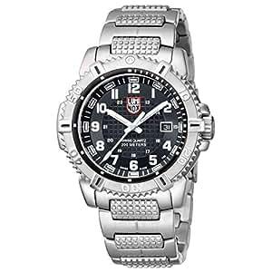 Luminox Men's A.6252 Modern Mariner Stainless Steel Watch