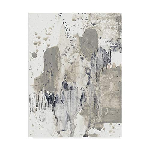 Trademark Fine Art Paynes Splash I by Jennifer Goldberger, 14x19 ()